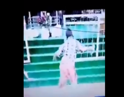 Pastor Ng'ang'a hits the trending list yet again after crazy dance in church(video)