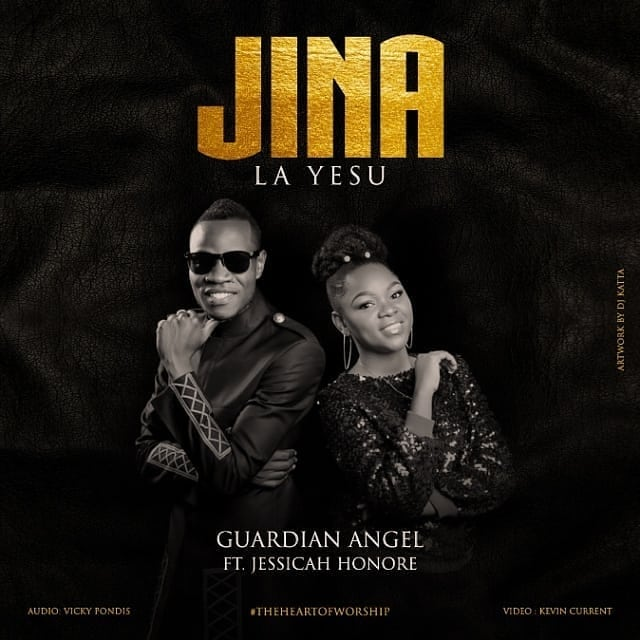 Guardian Angel brings you 'Jina la Yesu' featuring Jessica Honore