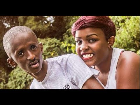 Njugush narrates days when taking wife, Celestine out on dates were a nightmare for him