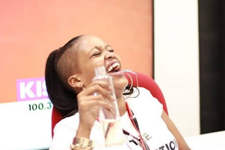 Kamene: My man was cheating but my female friends begged me to stay with him