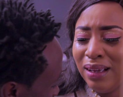 """""""Things have not been easy for me"""" Diana cries out after Bahati's late night tantrums"""