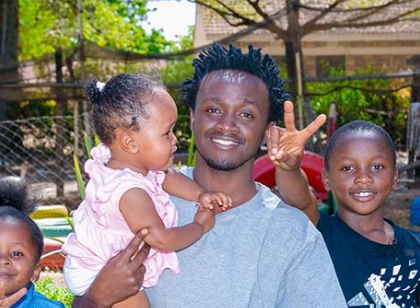 """He doesn't have a birth certificate"" Bahati forced to explain why he took son to cheap school"