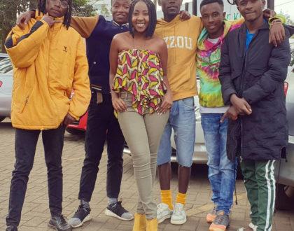 Mwalimu Racheal forced to deny that she's exploiting Wamlambez singers