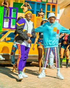 Dully Sykes is back with Marioo on 'Weka'