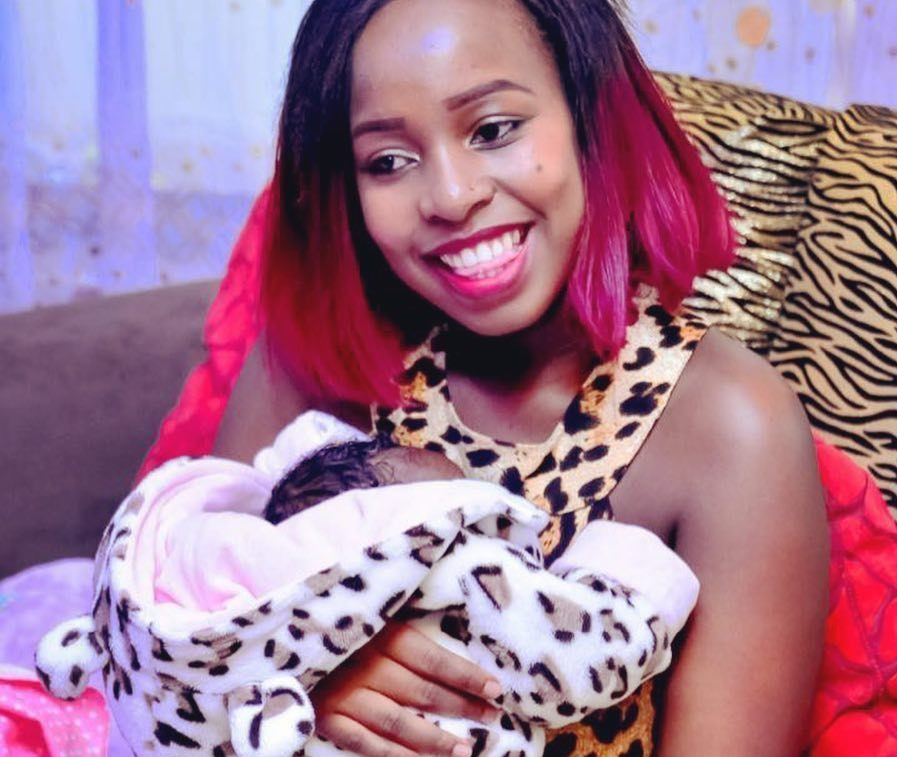 I'm afraid my child will want to become a celeb - Saumu Mbuvi reveals her greatest fear