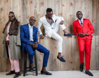 Sauti Sol has mastered the art of making good music