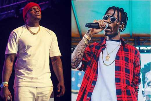 """That artiste is so lit"" Octopizzo lauds Khaligraph despite launching attacks on his rap cypher"