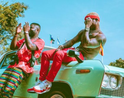 Harmonize features in Skales new jam 'Oyoyo'