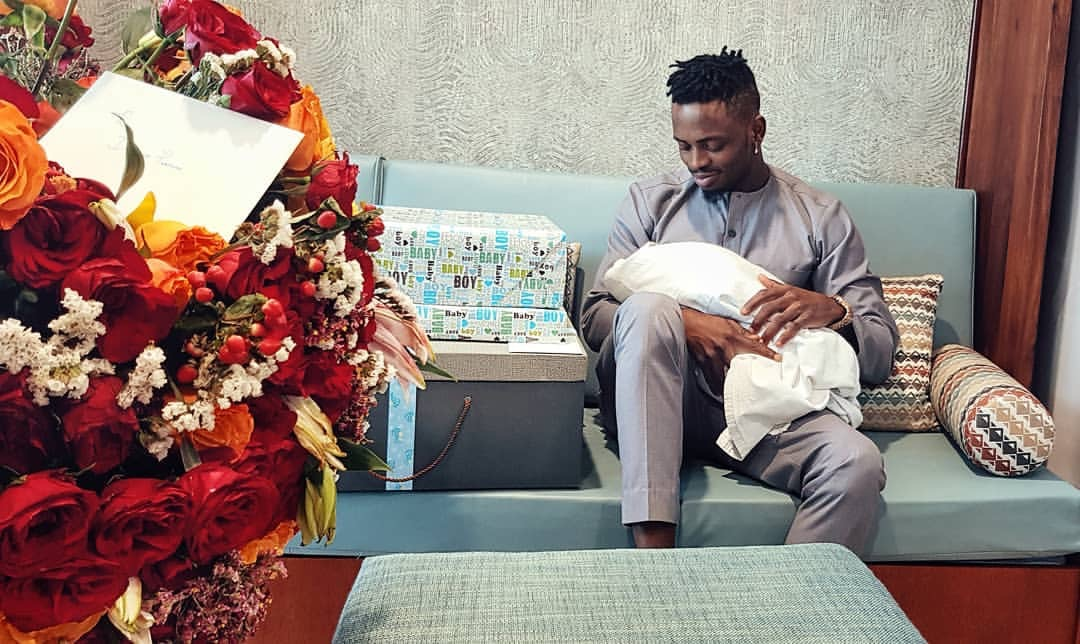 Diamond Platnumz and Tanasha finally welcome their baby boy