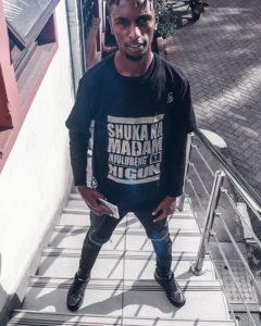 Maddox (Boondocks Gang) on his new single 'Raerae'