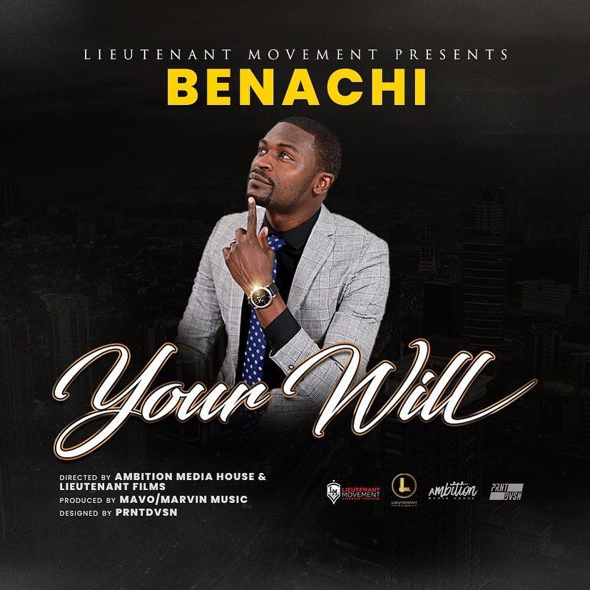 Benachi's new tune 'Your Will' is very lit