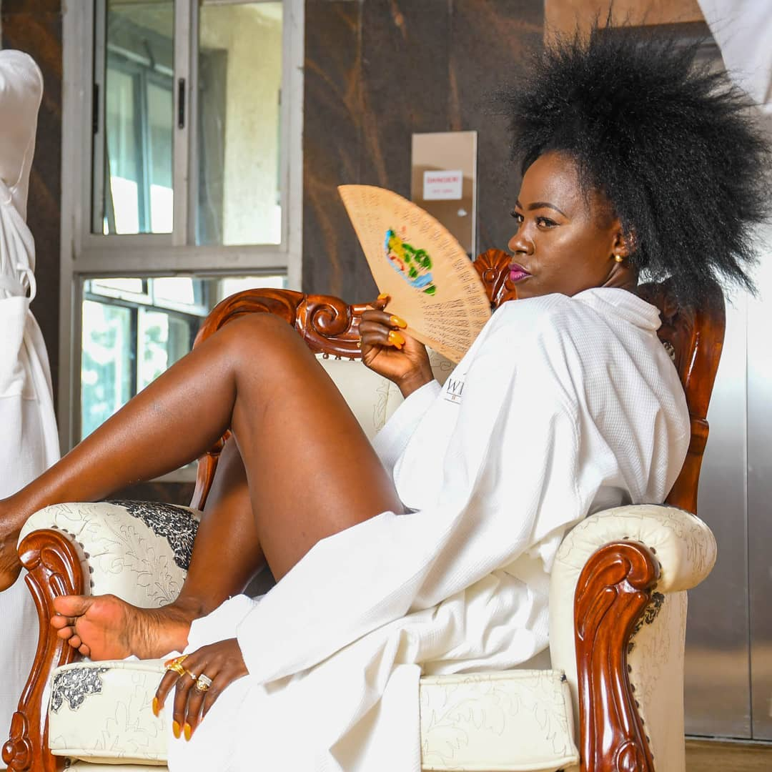 "Akothee is all about love in new jam ""Rollam"""