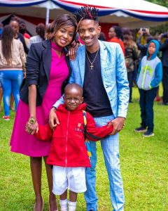 Jackie Maribe finally Confirms Eric Omondi is her baby daddy
