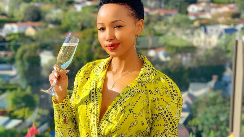Stop reasoning like a bush monkey - Huddah addresses ´idle´ fan