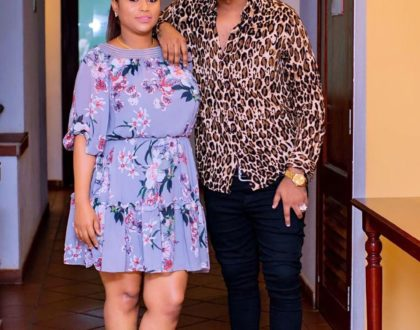 Trouble in paradise for Diamond Platnumz sister and her Ben 10 boyfriend