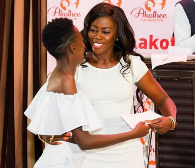 Akothee's daughter 'secretly' competing in Miss Universe Kenya