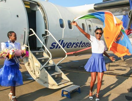 Stop bragging! Akothee attacked after begging fans to stop fearing Silverstone Planes