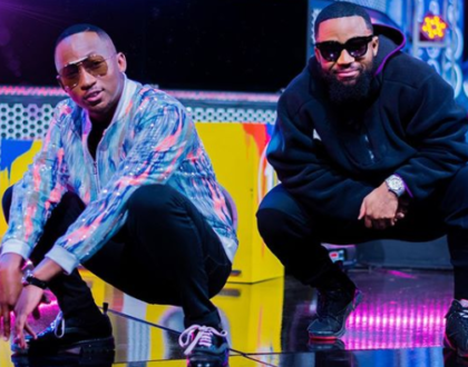 Casper Nyovest has linked up with Khuli Chana on 'Ichu' and it's too dope (Video)