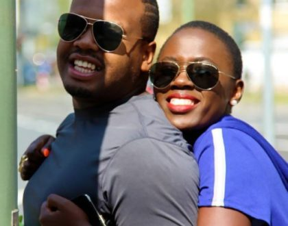 """Let's all wish him the best of luck"" Akothee finally discloses her manager Nelly Oaks' whereabouts"