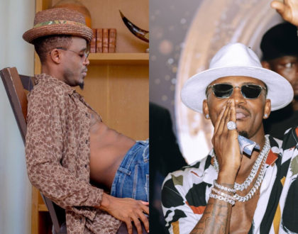 """Stress hizi tu!"" Diamond Platnumz claps back at Alikiba's post"