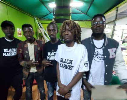 """Masterpice ni hypocrite"" Boondocks Gang throws shade to Willy Paul and other gospel artists"