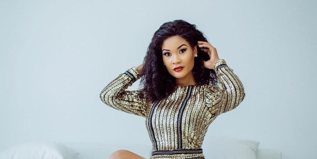 Hamisa Mobetto shades singer Nandy: She is doing good, I'm doing even better
