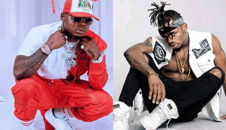 Diamond raises eyebrows after being spotted dancing to Harmonize´s Uno tune [video]