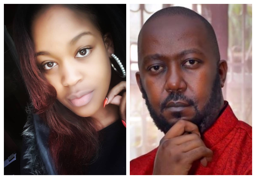 ¨You are dating a man who is below your level!¨ Andrew Kibe roasts Kamene Goro