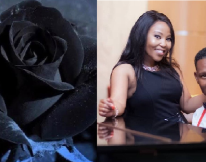 Exclusive! Zari Hassan´s manager´s black rose post comes as a shock to many