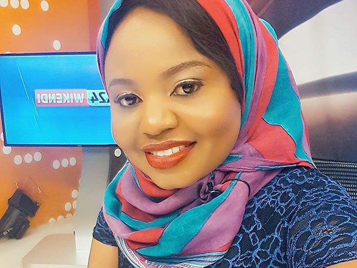 Mwanaisha Chidzuga's message to her former K24 colleagues is sound advice