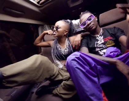 Rosa Ree has linked up with Fik Fameica on 'Acha Ungese' and we totally love it (Video)