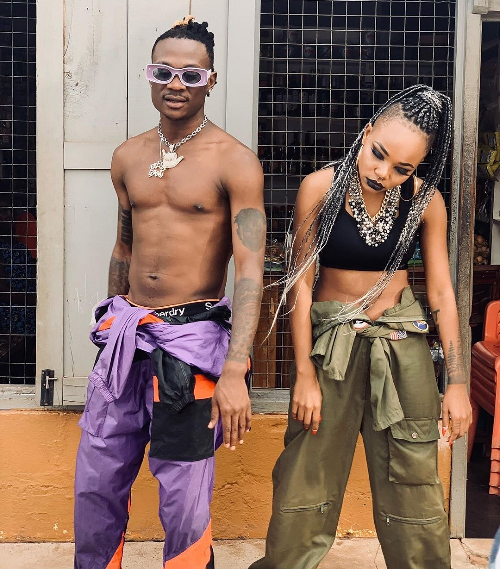 Fik Fameica and Rosa Ree