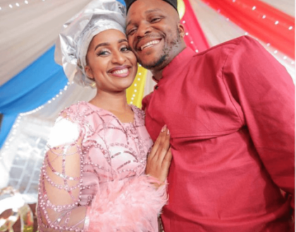 Jalango denies he had a wedding, says it was just a family function