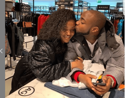 ¨D PRINCE IS HERE!!¨ An elated Davido publicly announces the birth of his baby boy with fianceé Chioma