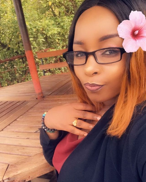 """MIND YOUR BUSINESS!"" Saumu Mbuvi rages at online trolls who can't keep off her territory"