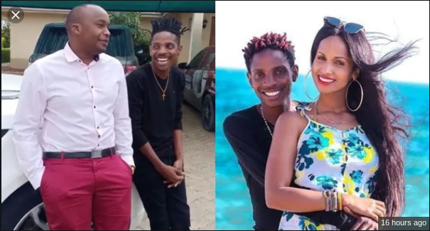Jaguar blatantly exposes Eric Omondi's poor kitchen skills, advises him to get back Chantal [video]
