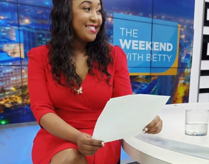 """From one dreamer to another"" fan single-handedly pens a letter to Betty Kyallo in admiration [photo]"