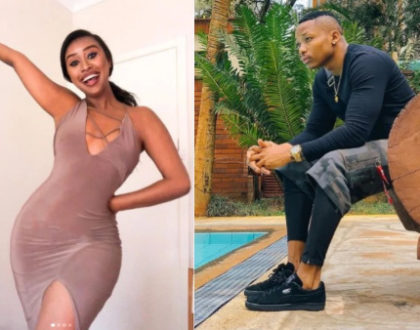 """I love you so much"" Nabayet blatantly confesses her undying love for ex, Otile"