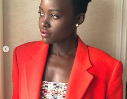 I wasn´t aware that I belonged to a race called black, until I moved to the US - Lupita Nyong´o painfully recounts