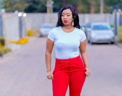Cyber bullying got to a point when I used to cry myself to sleep - Diana Marua opens up