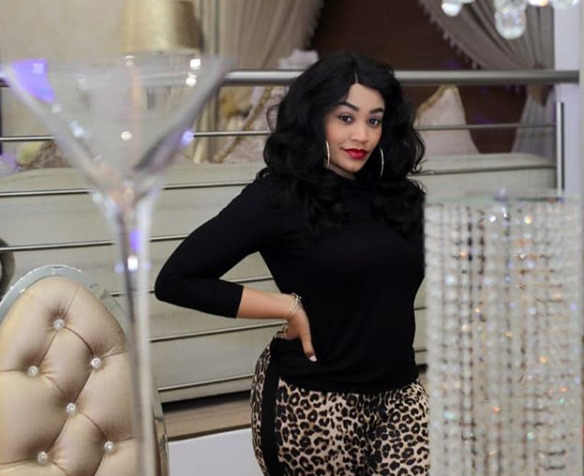 Zari Hassan finally dumps Diamond´s mansion into her own villa of a home [videos]