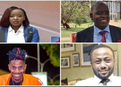¨We are just but friends¨ Jacque Maribe clarifies on her involvement with Eric Omondi, Jowie and Dennis Itumbi