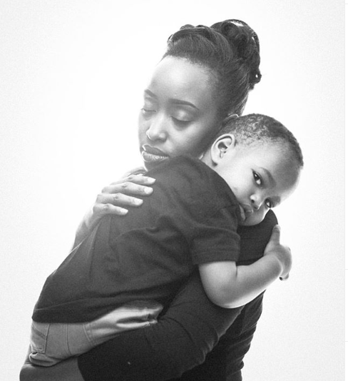 There is a day I wanted to hug him but he turned away from me - Janet Mbugua reveals the moment she had to choose her path