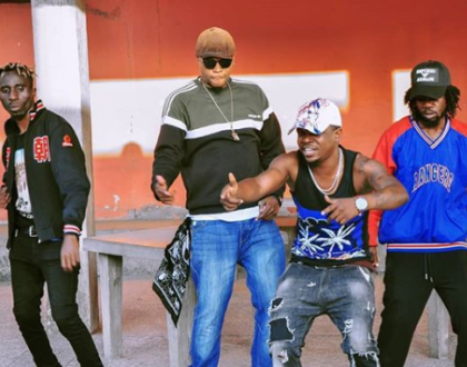 TMK Wanaume Family has dropped a new jam titled 'Tupo On' and it's too lit (Video)
