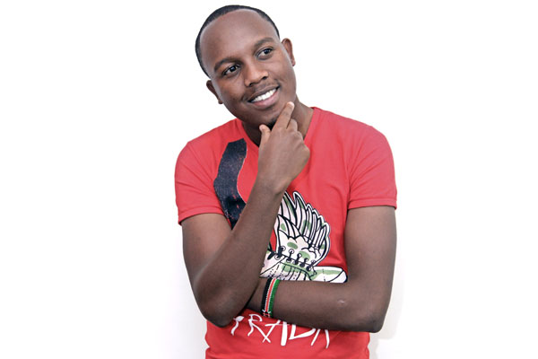 Abel Mutua reveals why he had to stop releasing songs
