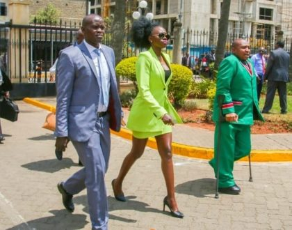 I will still go back to parliament in a short skirt- Akothee Screams