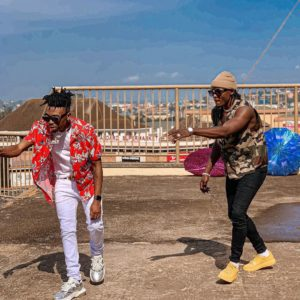 arrowbwoy and Mayorkun