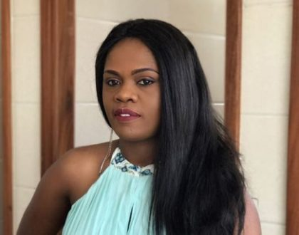 Depression made me go to a wedding in sleepers- Betty Bayo screams