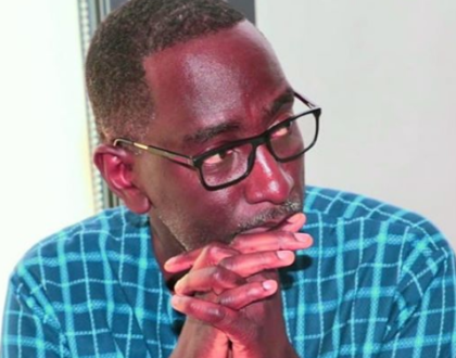 Robert Burale: I forgave the driver who ran over my brother with an ambulance