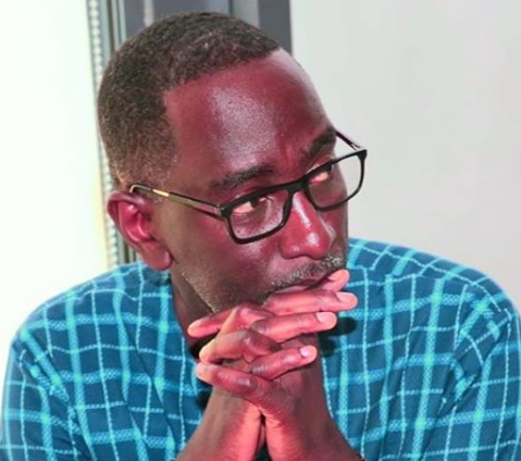 Robert Burale: I forgave the driver who ran over my brotherwith an ambulance